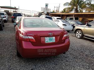 Toyota Camry 2008 2.4 CE Automatic Red | Cars for sale in Lagos State, Ojodu