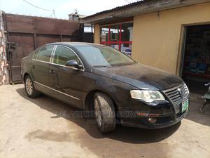 Volkswagen Passat 2007 2.0 Black   Cars for sale in Lagos State, Ogba