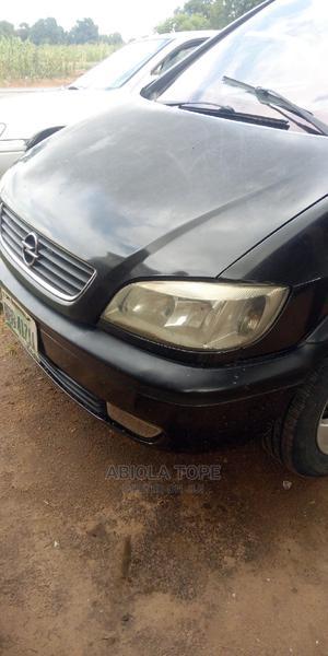 Opel Zafira 2005 1.8 Black   Cars for sale in Nasarawa State, Lafia