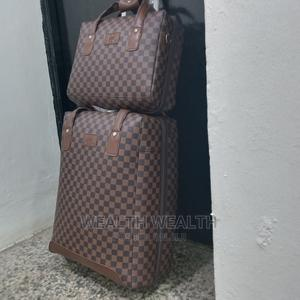 Standard Zipper Luggage Bag | Bags for sale in Lagos State, Ikeja