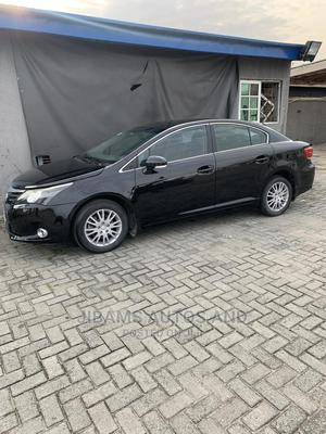 Toyota Avensis 2014 Black | Cars for sale in Lagos State, Ajah