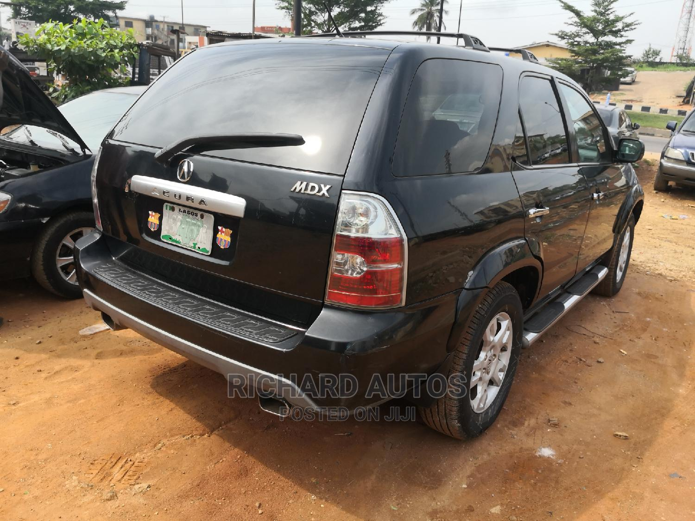 Acura MDX 2005 Black | Cars for sale in Ikorodu, Lagos State, Nigeria