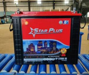 220ah Premium Star PLUS Tubular Battery (2 Years Warranty)   Solar Energy for sale in Lagos State, Ajah