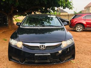 Honda Civic 2009 1.8 EX Black   Cars for sale in Lagos State, Ikorodu