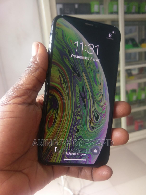 Apple iPhone XS 64 GB Black   Mobile Phones for sale in Ojodu, Lagos State, Nigeria