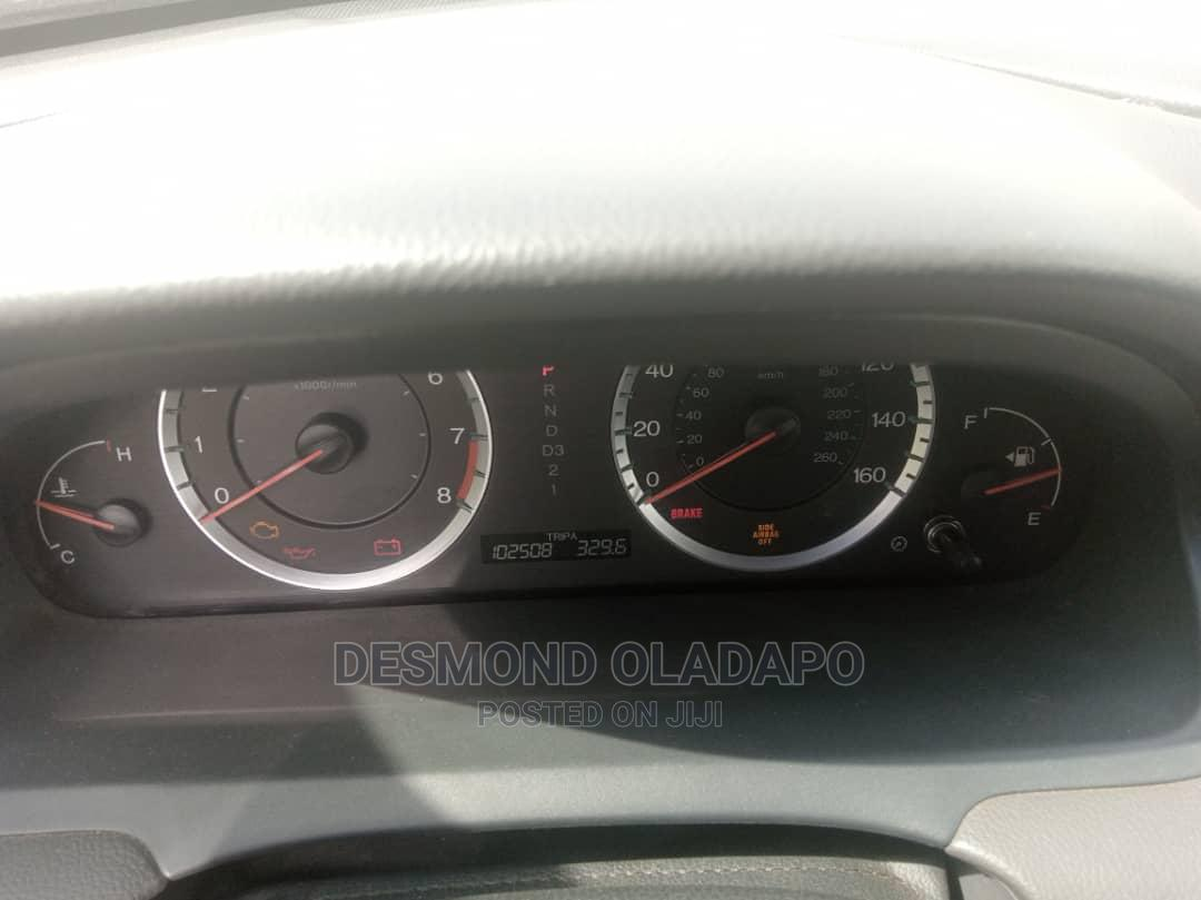 Honda Accord 2008 2.0 Comfort Black   Cars for sale in Agege, Lagos State, Nigeria