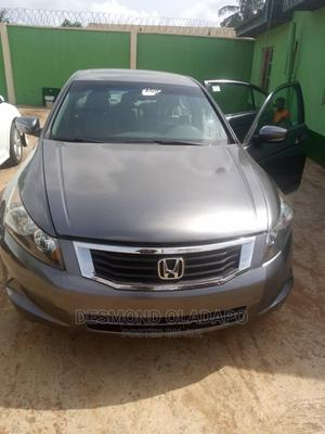 Honda Accord 2008 2.0 Comfort Black | Cars for sale in Lagos State, Agege
