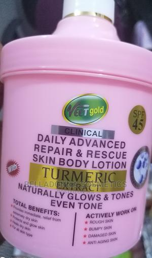 Daily Advanced Repair Rescue Body Lotion- Turmeric Extract | Skin Care for sale in Lagos State, Ipaja