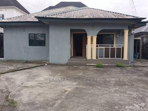 Standard 4 Bedrooms Bungalow at Eliozu Farm Road 2 | Houses & Apartments For Sale for sale in Rivers State, Obio-Akpor