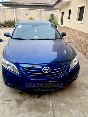Toyota Camry 2008 2.4 LE Blue   Cars for sale in Oyo State, Ibadan