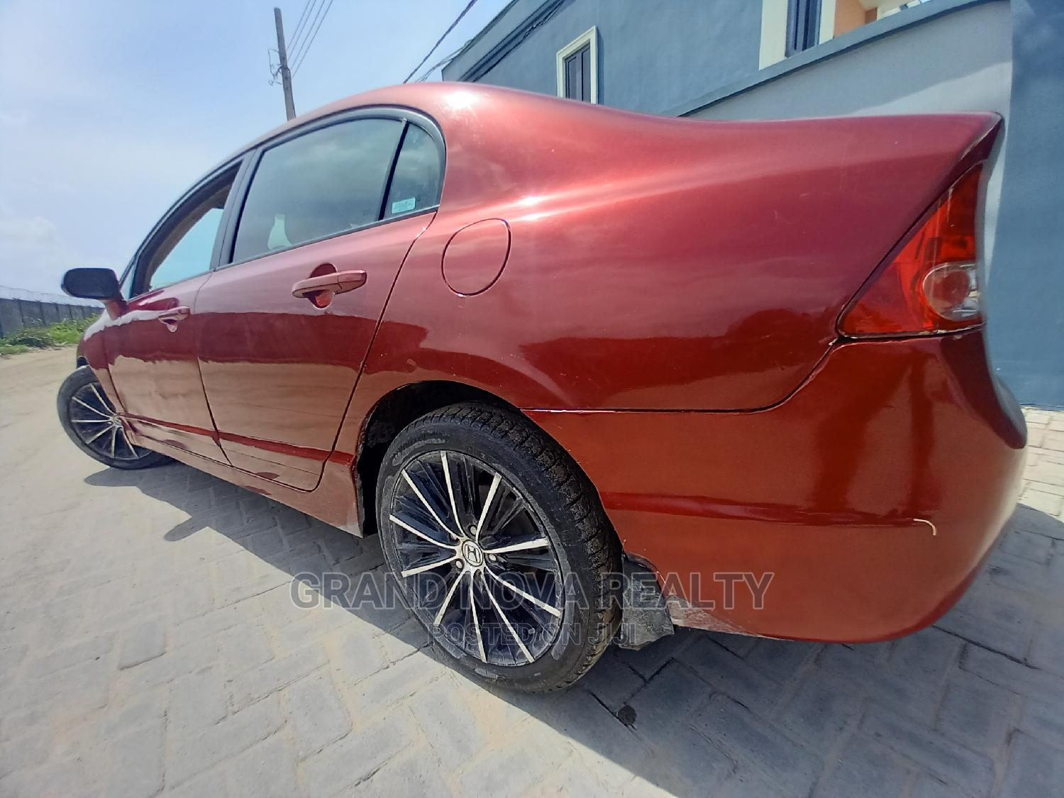 Archive: Honda Civic 2006 1.8 Coupe DX Automatic Red
