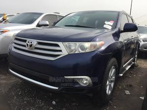 Toyota Highlander 2012 Blue | Cars for sale in Lagos State, Apapa