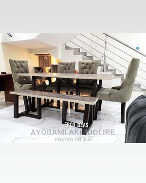 Dining Set and Bench | Furniture for sale in Lagos State, Ikeja