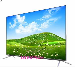 2021 Made LG 85'' Android Uhd 4K Smart TV Bluetooth Wi-Fi   TV & DVD Equipment for sale in Lagos State, Apapa