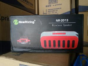 New Rixing Bluetooth Speaker With Radio | Audio & Music Equipment for sale in Lagos State, Ikeja