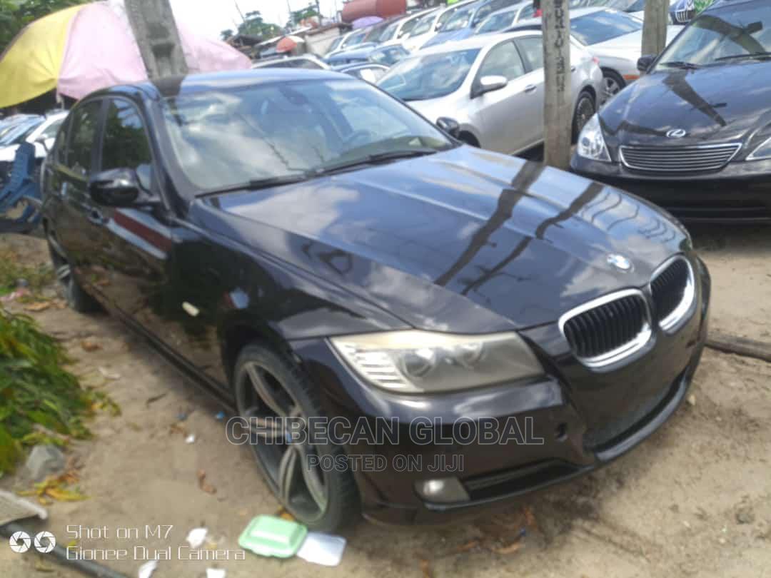 BMW 328i 2010 Black