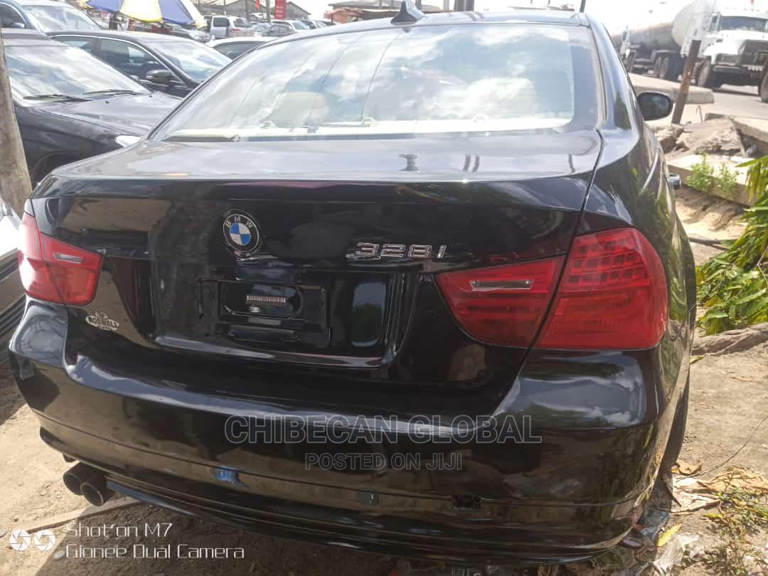 BMW 328i 2010 Black | Cars for sale in Apapa, Lagos State, Nigeria