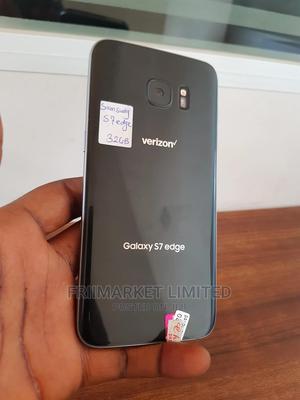 Samsung Galaxy S7 edge 32 GB Silver | Mobile Phones for sale in Delta State, Ugheli