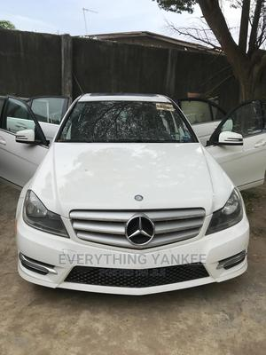 Mercedes-Benz C300 2013 White | Cars for sale in Lagos State, Alimosho