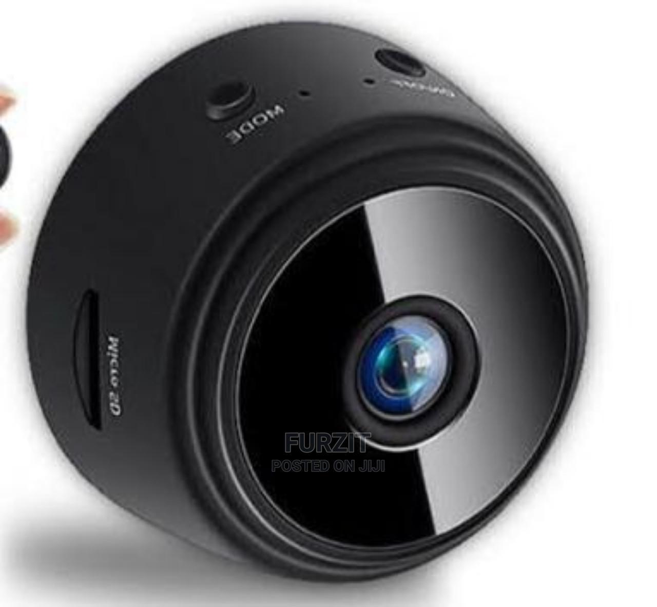 Archive: Mini Spy Camera