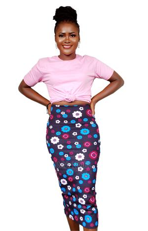 Two Piece Pink T-Shirt and Skirt | Clothing for sale in Abuja (FCT) State, Bwari