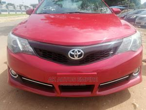 Toyota Camry 2012 Red | Cars for sale in Abuja (FCT) State, Jabi