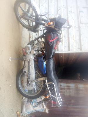 Qlink Adventure 250 2016 Black | Motorcycles & Scooters for sale in Akwa Ibom State, Mkpat Enin