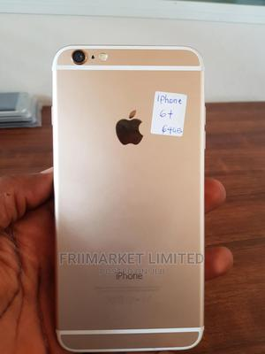 Apple iPhone 6 Plus 64 GB Gold | Mobile Phones for sale in Delta State, Ugheli