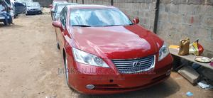 Lexus ES 2009 350 Red | Cars for sale in Lagos State, Ikotun/Igando