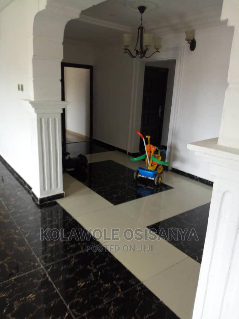 Block of 4 Flats of 3 Bedroom With Bq for Sale in Ipaja