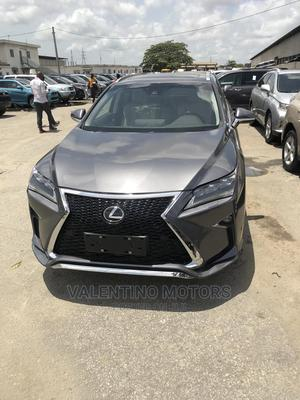 Lexus RX 2017 350 AWD Gray   Cars for sale in Lagos State, Apapa