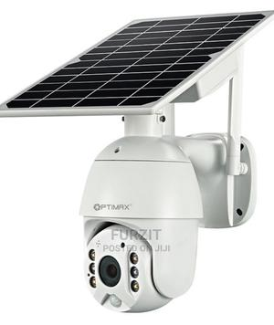 (Stand Alone) Ptz Solar Camera 4G With Installation | Security & Surveillance for sale in Lagos State, Ikeja