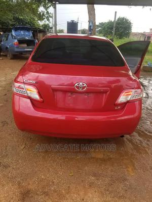 Toyota Camry 2008 Red | Cars for sale in Ondo State, Akure