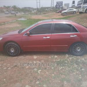 Honda Accord 2007 2.0 Comfort Automatic White   Cars for sale in Abuja (FCT) State, Durumi