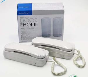 Smart Door Phone With Audio Clarity | Security & Surveillance for sale in Lagos State, Ikeja