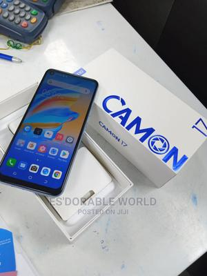 New Tecno Camon 17 128 GB Blue | Mobile Phones for sale in Delta State, Sapele