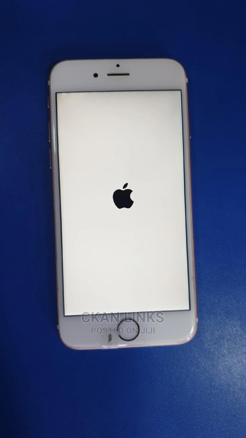 Apple iPhone 6s 32 GB Gold   Mobile Phones for sale in Ikeja, Lagos State, Nigeria