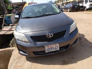 Toyota Corolla 2009 Gray   Cars for sale in Lagos State, Amuwo-Odofin