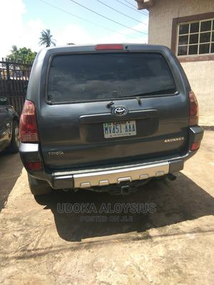 Toyota 4-Runner 2005 SR5 V8 Gray | Cars for sale in Anambra State, Onitsha