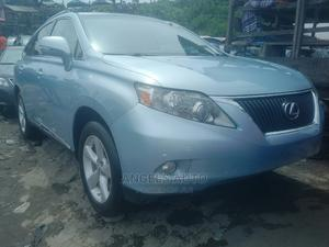 Lexus RX 2010 350 Blue | Cars for sale in Lagos State, Apapa