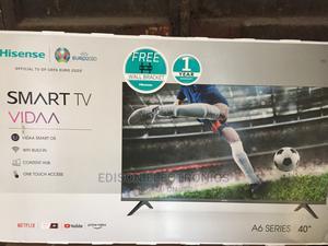 Hisense 40 Smart Tv   TV & DVD Equipment for sale in Lagos State, Surulere