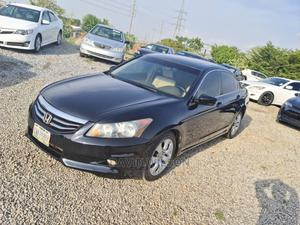 Honda Accord 2008 2.4 EX-L Automatic Black   Cars for sale in Abuja (FCT) State, Lugbe District