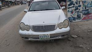 Mercedes-Benz C-Class 2003 C 240 (W203) Silver | Cars for sale in Delta State, Isoko