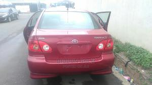 Toyota Corolla 2007 Red | Cars for sale in Oyo State, Ibadan