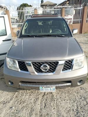Nissan Pathfinder 2005 SE Gray | Cars for sale in Lagos State, Amuwo-Odofin