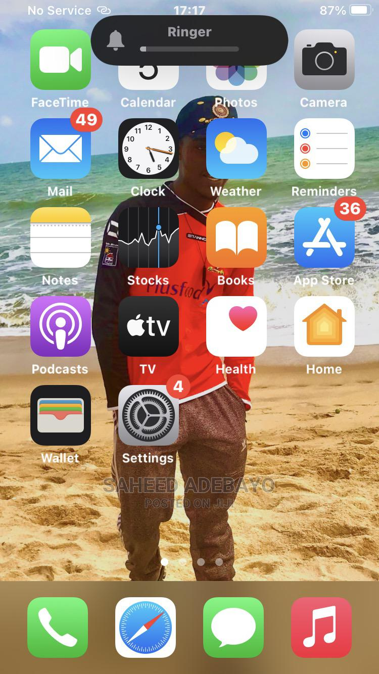 Apple iPhone 7 128 GB Black | Mobile Phones for sale in Surulere, Lagos State, Nigeria