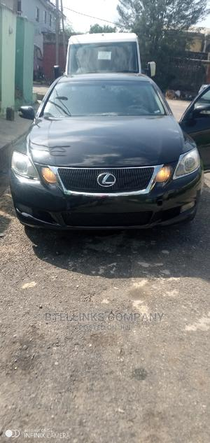 Lexus GS 2005 300 Black   Cars for sale in Lagos State, Ikeja