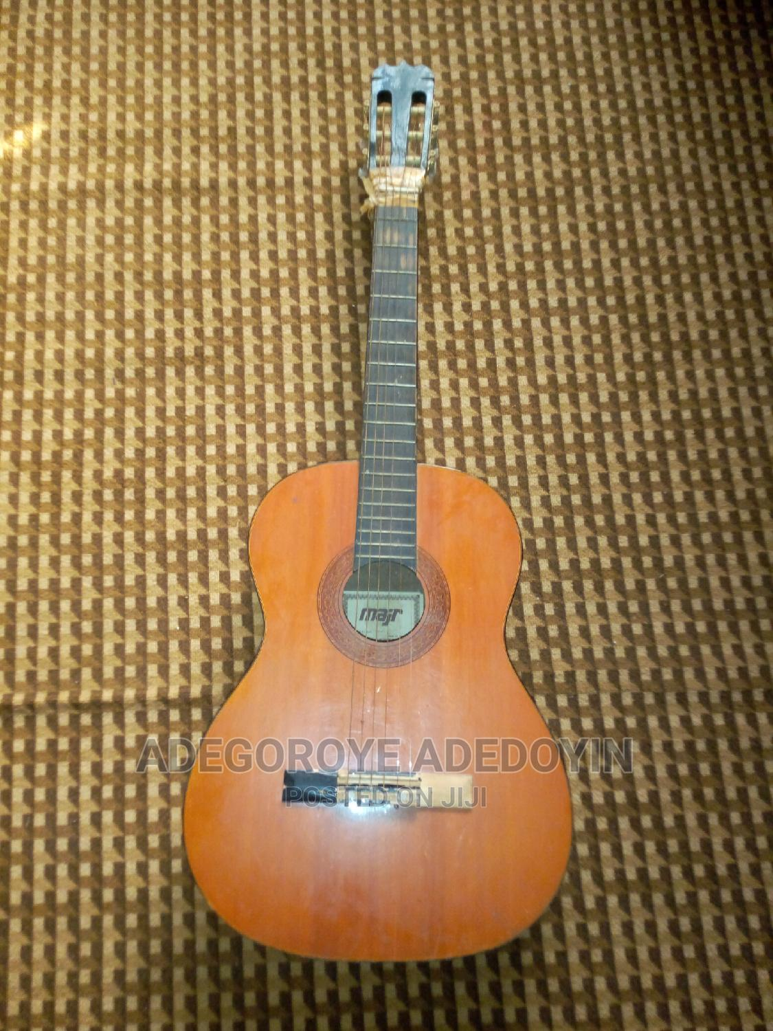 Acoustic Box Guitar   Musical Instruments & Gear for sale in Alimosho, Lagos State, Nigeria