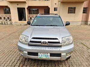 Toyota 4-Runner 2005 Limited V6 4x4 Silver | Cars for sale in Edo State, Benin City