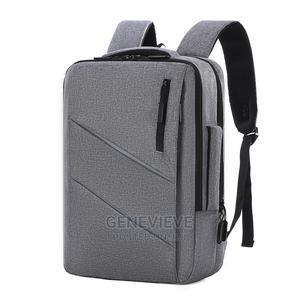 Waterproof Double Back Laptop Backpack Usb   Bags for sale in Lagos State, Amuwo-Odofin